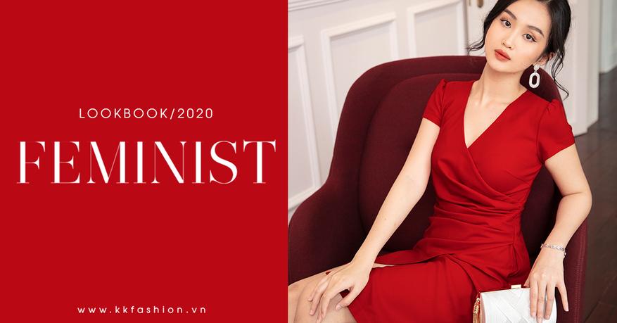 New Lookbook | Feminist | K&K Fashion