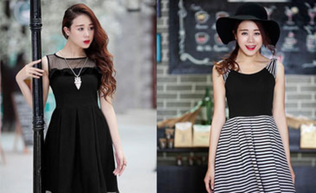 Chọn váy mùa hè tôn từng ưu điểm trên cơ thể