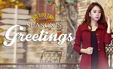 Giáng sinh ấm áp cùng thời trang công sở K&K Fashion