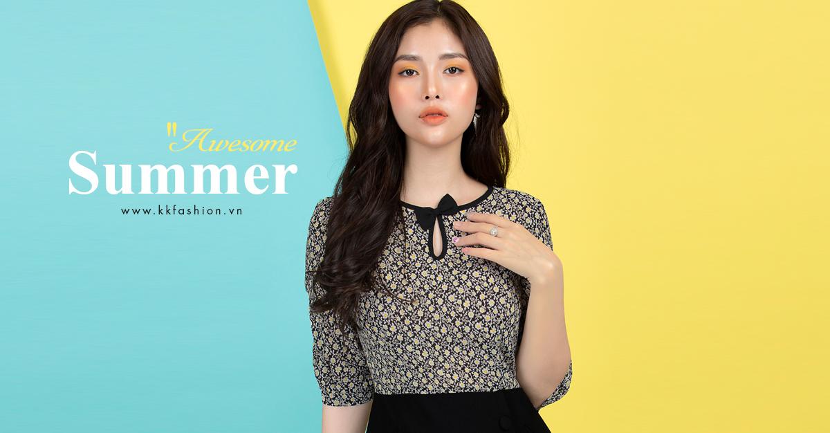 Thời trang công sở K&K Fashion | Awesome Summer 2018