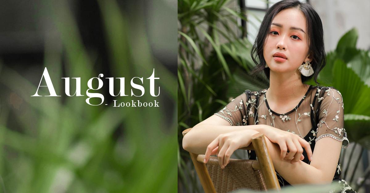 Thời trang công sở K&K Fashion ra mắt bộ Lookbook AUGUST