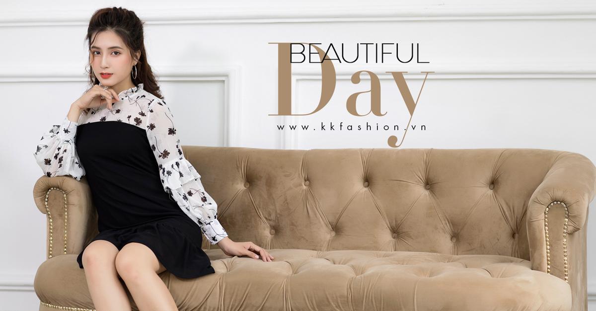 Thời trang công sở K&K Fashion | BST Beautiful Day