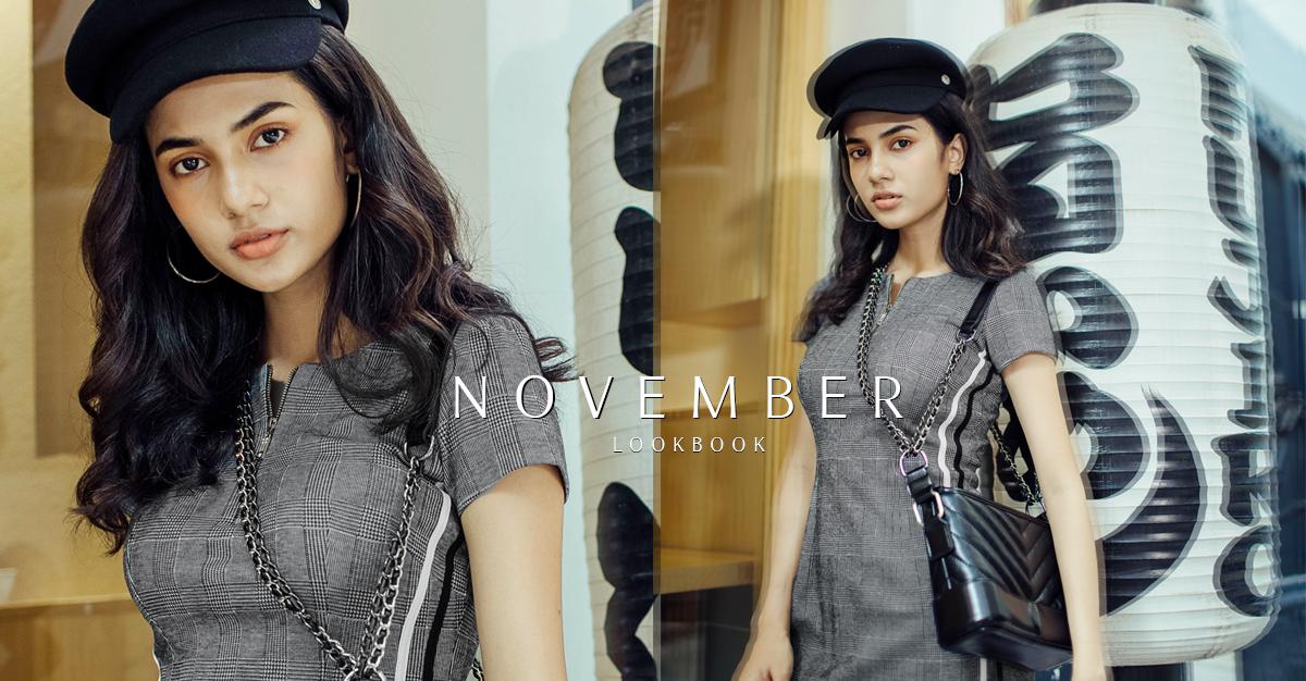 Thời trang công sở K&K Fashion | November Lookbook