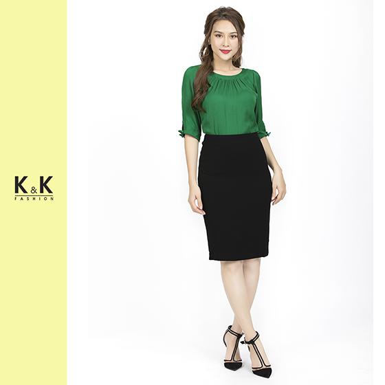Tips chọn trang phục đẹp cho nàng thấp bé nhẹ cân