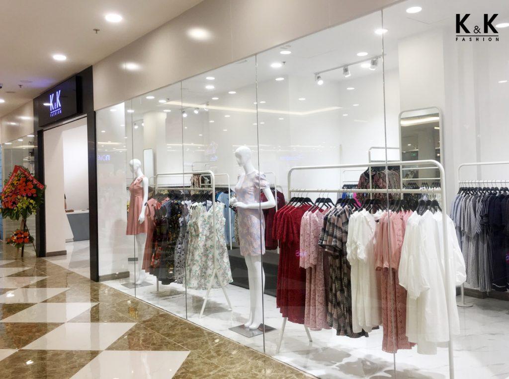 K&K Fashion khai trương showroom mới tại Nha Trang