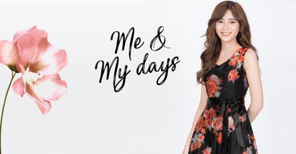 Thời trang công sở K&K Fashion ra mắt BST Me & My Days