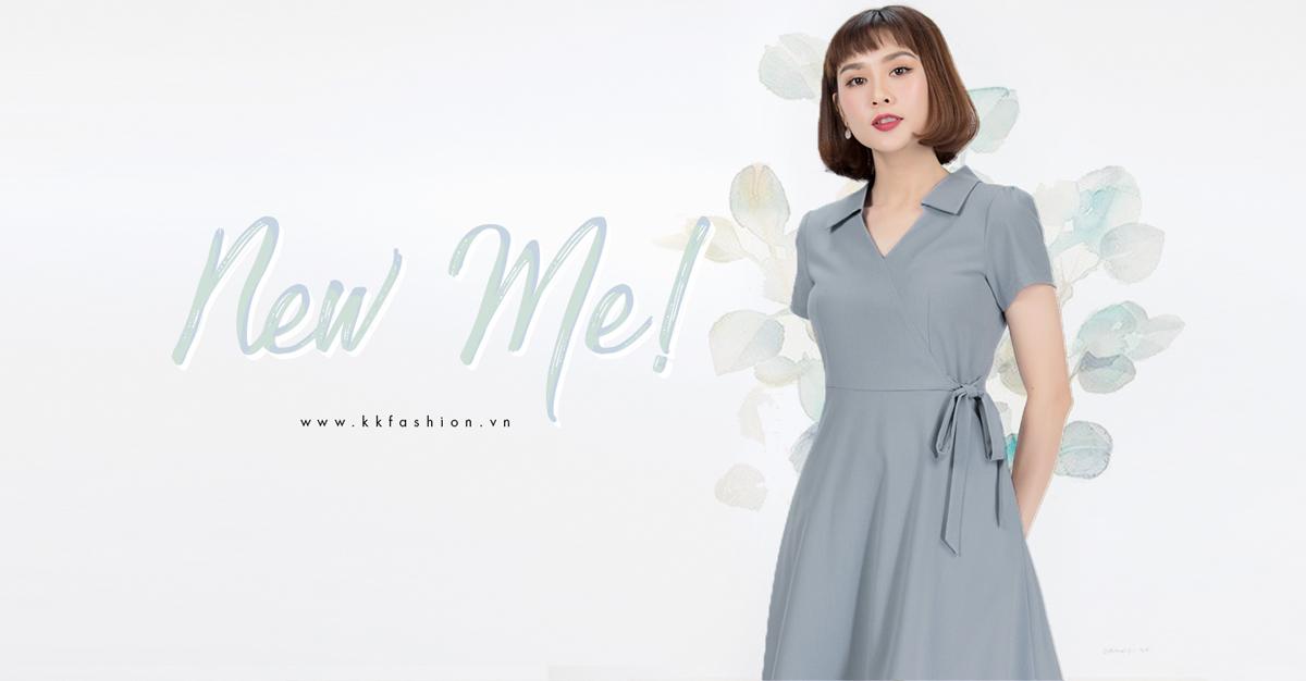 Thời trang công sở K&K Fashion ra mắt BST New Me