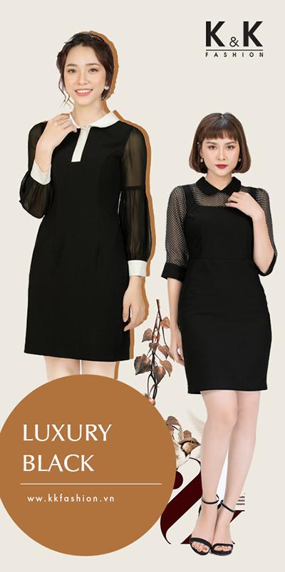 """Váy đen - Item """"bất hủ"""" trong tủ đồ phái đẹp"""