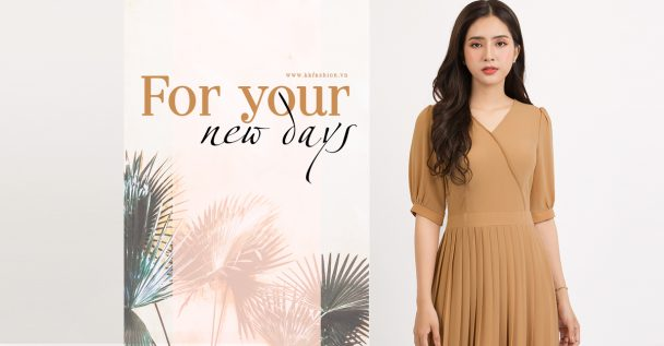 Thời trang công sở K&K Fashion ra mắt BST For Your New Days