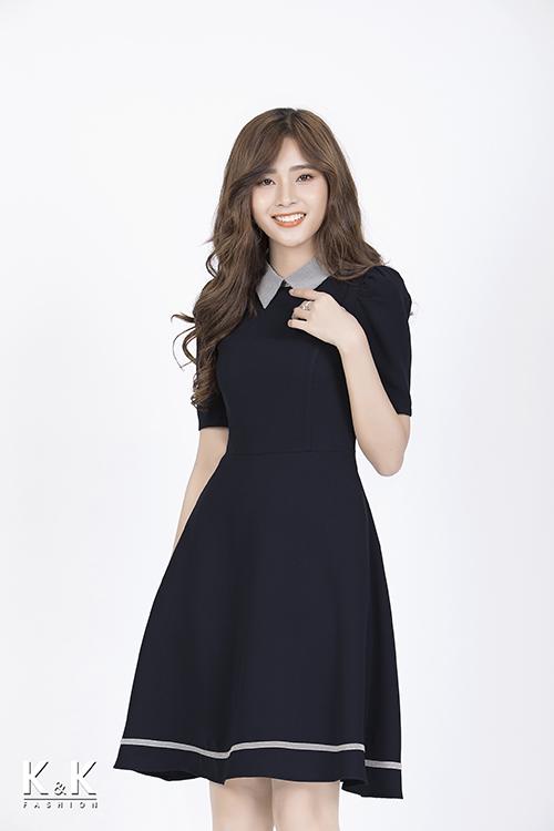 Đầm công sở KK83-18