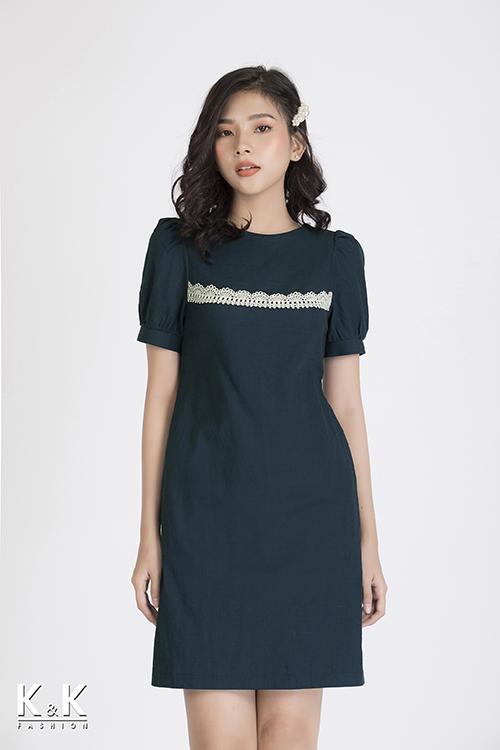 Đầm suông nhẹ KK86-40